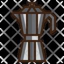 Imoka Pot Percolator Icon