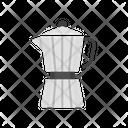 Moka Pot Icon