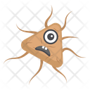 Microorganism Mold Microorganism Scary Bacteria Icon