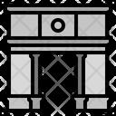 Moldova Triumphal Arch Chisinau Icon