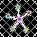 Molecula Cell Science Icon
