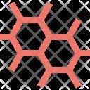 Molecular Structure Molecule Icon