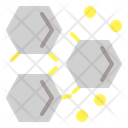Molecular Atom Science Icon