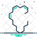 Molecular Structure Chemical Structure Icon