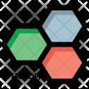 Molecular chain Icon