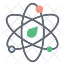 Molecular Energy Atomic Energy Atoms Orbits Icon