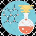 Molecular Formula Chemistry Icon