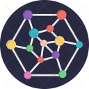 Molecular Network Icon