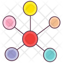 Topology Molecular Structure Compound Topology Icon