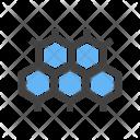 Molecular Structure Icon