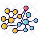 Molecule Chemical Bond Molecular Structure Icon