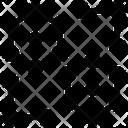 Formula Crystal Lattice Icon