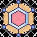 Mmolecular Structure Molecular Structure Structure Icon
