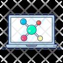 Molecular Structure Molecule Chemical Bond Icon