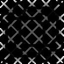 Molecule Atom Cube Icon