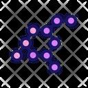 Molecule Chemistry Lab Icon