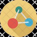Molecule Compound Linkage Icon
