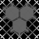 Molecule Science Biology Icon