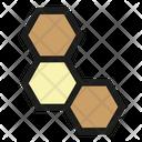 Molecule grid Icon