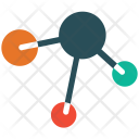 Molecule Chemistry Atom Icon