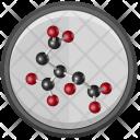 Molecule Microscope Science Icon