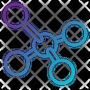 Chemical Structure Molecule Molecule Structure Icon