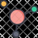 Molecule Compound Atom Icon