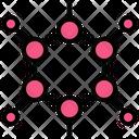 Molecule Structure Chemistry Icon