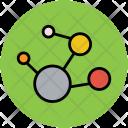 Molecule Atom Science Icon