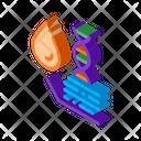 Analysis Bio Bioengineering Icon