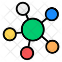 Atom Molecule Chemistry Icon