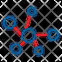 Molecule Electron Atom Icon