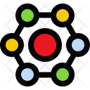 Molecule Electron Atom Bond Icon