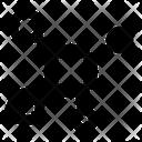 Molecule Science Cell Icon