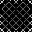 Molecule Chemistry Cubs Icon