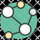 Molecule Dna Cell Icon