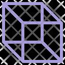 Molecule Cube Cubic Icon