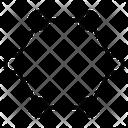 Molecule Chain Icon