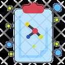 Molecule Chart Icon