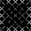 Molecule Connection Icon