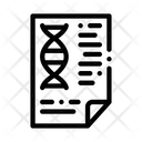 Molecule Biomaterial Chemistry Icon