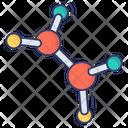 Molecule Structure Molecular Structure Molecules Icon