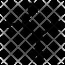 Molecule Symbol Icon