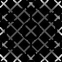 Molecules Particle Element Icon