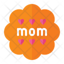 Mom Mother Greeting Icon