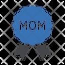 Mom Badge Icon