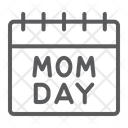 Mom day Icon