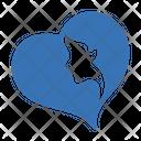 Heart Love Care Icon