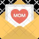 Mom Love Letter Icon