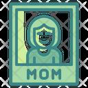 Mom Picture Icon